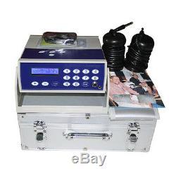 2019 Detox Machine Cell Ion Ionic Aqua Foot Bath Spa Chi Cleanse Fir Belt