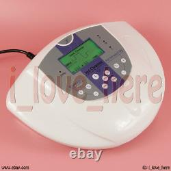 3in1 Foot Detox Machine Ionic Foot Bath Spa Cell Cleanse Kit Acupuncture Therapy