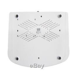 5 Modes Dual User Detox Ionic Foot Bath Spa Tub Machine