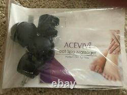 Acevivi Foot Spa with Heat and Massage NEW