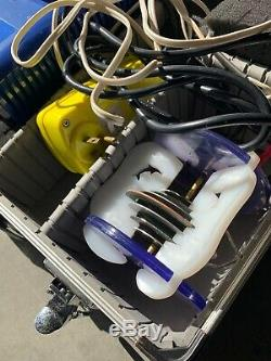 Aqua-Chi Foot Bath Model 5400 Hydro-Stimulation Spa