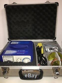 Aqua-Chi PRO foot bath model 5400 Hydo-stimulation Spa by Henning Innovations