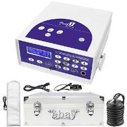 Aqua Detox Ion Cleanse Ionic Detox Foot Bath Spa Machine LED Far Infrared Belt
