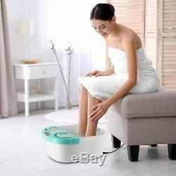 Belmint Foot Spa Bath Massager with Heat -Foot Massager Machine Feet Soaking Tub