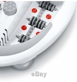 Beurer FB50 Foot Spa Massager Machine Pain Relief Relax Bubble Bath Vibratin