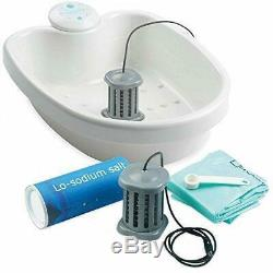 BioEnergiser Detox Foot Soaking Bath Spa