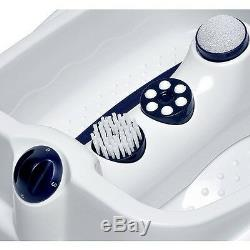 Bosch PMF 2232 foot spa foot massage with 3 attachments bubble bath genuine new