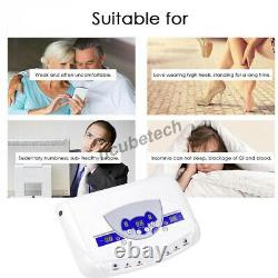 Cell Spa Foot Detox Foot Bath Machine with Tub Basin Kit Massage Spa Dual Users