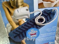 Conair Body Benefits Powerful Full Body Massager Thermal Spa Soft Bath Mat