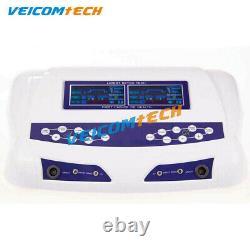 Detoxification Foot Spa Machine 5 Modes Professional Foot Bath LCD Belts Straps