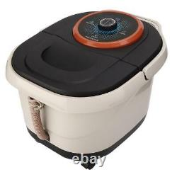 Electric Heating Foot Spa Bath Massager Thermal Foot Care Massager 220V DE