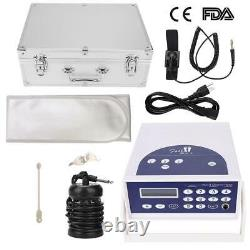 Foot Bath Health Care Spa Machine Ionic Detox Cell Cleanse with Massage Belt US