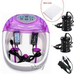 Foot Ionic Detox Machine Foot Bath Spa Cleanse Tub Massagers for Salon with Liners