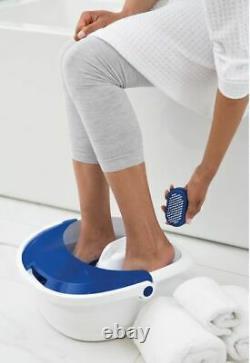 Foot Spa Pedicure Water Tub Massage Bath Soak Feet Relax