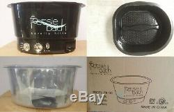 Footsie Bath portable foot spa Footsie Bath with 10 liners no Carrier Tray NEW