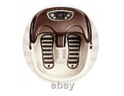 Gateway Foot SPA Water Massager Massaging Feet Machine Relief Relax Bubble Bath