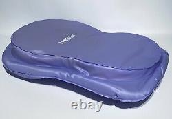 HoMedics Bubble Spa Deluxe BMAT-2 Massaging Bath Bubble Mat with Heat & Remote