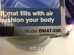 Homedics Bubble Spa Plus Electronic Massaging Bath Mat With Remote (BMAT-250)