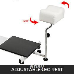 Hydraulic Spa Pedicure Chair With Footbath Electric Footbath Height Adjustable