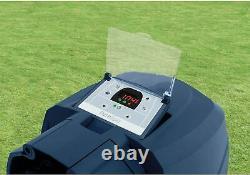 Intex PureSpa Plus 6.4 Foot Diameter 4 Person Portable Inflatable Hot Tub Spa