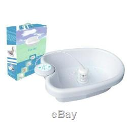 Ion Detox Detoxification Foot Bath Cell Spa Ionic Cleanse Feet Basin Foot Tub