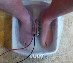 Ionic Detox Foot Bath Practitioner Spa Package