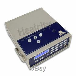 Ionic Detox Foot Bath Spa Chi Cleanse Machine Far infrared Belt 2 Years Warranty