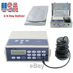 Ionic Detox Foot Bath Spa Chi Cleanse Machine Far infrared Ion Health Care USA