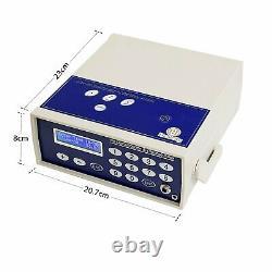 Ionic Detox Foot Bath Spa Machine with Case Ion Ionic Aqua Cleanse Kit