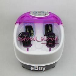 Ionic Detox Spa Footbath Detox Ion Cleanse Detox Machine Basin Tub Refill Array