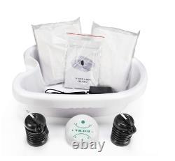 Ionic Foot Bath Detox Machine, Flawless Cleanse Spa Foot Basin, Health Care Kit