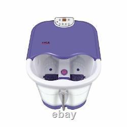 Kendal Foot Leg Bath Spa Massager Motorized Rolling Heat LED Display FBD2535 New