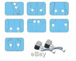 LCD Professional Dual Ion Detox Ionic Foot Bath Spa Clean Machine Infrared Belt