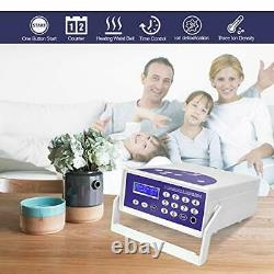 Lecaung Ionic Foot Spa Bath Detox Machine Home Use relaxation and ion detox 803A