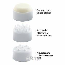 NEW Hot Spa 61360 Ultimate Foot Bath, White