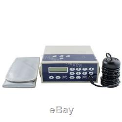NEW Ionic Detox Machine Cell Ion Aqua Foot Bath SPA CHI Cleanse Machine Fir Belt