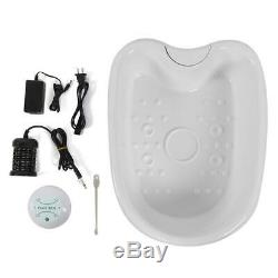 Negative Ion Foot SPA Stress Relief Toxin Cell Detoxifying Foot Bath Machine
