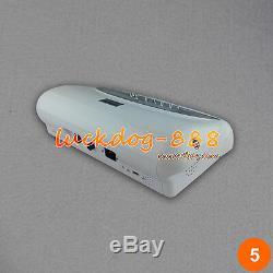 New Pro Dual LCD Ionic Zen Detox Foot Cleanse Bath Spa Cell Machine + 4 Arrays