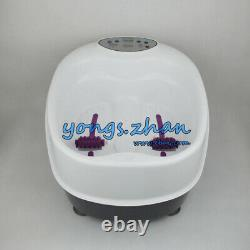 Optimum Ionic Detox Foot Bath Cleanse Spa With Basin TUB And 4 Round Arrays