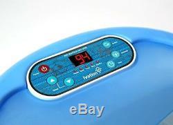 Pedicure Tub Ivation Spa Kit Heater Foot Treatment Home XL Bath Massage NEW