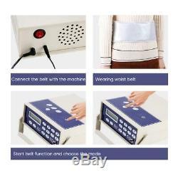 Personal Ionic Detox Foot Basin Bath Spa Cleanse Machine Array Health Care GL