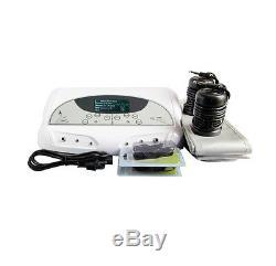 Professional Dual Detox LCD Ionic Detox Cell Foot Bath Spa Aqua Cleanse Machine