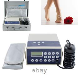 Professional Ionic Detox Foot Bath & Spa Chi Cleanse Foot Massager Machine