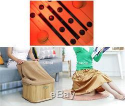 Samyoung Premium Smart Far Infrared Dry Foot Bath / Sitz Spa ZL-001M Acupressur