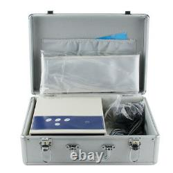 USA Professional Ionic Detox Foot Bath & Spa Chi Cleanse Machine Far infrared