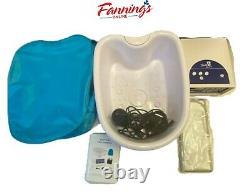 USED Ionic Detox Foot Bath Detox Foot Spa, Ionic Foot Bath Detox Machine