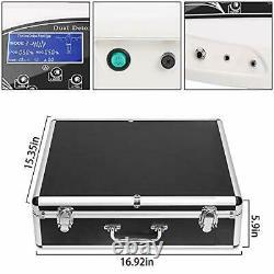 Vitaciti Dual Ionic Detox Foot Bath Machine Digital LCD Display Spa Chi Cleanse