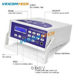 2021 Moderniser Ionic Baignoire De Bain De Désintoxication Spa Machine Wt/ Basin Far Infrared Waist Ceinture