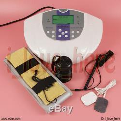 3in1 Pied Detox Ionique Bain De Pieds Spa Ion Cellulaire Cleanse Machine De Thérapie Acupuncture