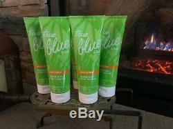 5 Bath & Body Works True Blue Spa Super Rich Crème Pieds